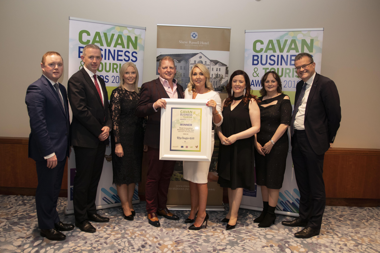 Ualto Wins Cavan Business & Tourism Award 2018/2019